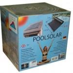 Kit solaire pour la piscine